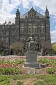Georgetown University in Washington DC — Stock Photo