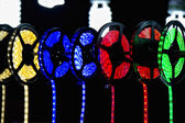 Led lamp strip — Stock Photo