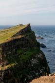 Faer oer mykines cliffs view  — Foto de Stock