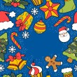 Christmas greeting card — Stock Vector #55969013