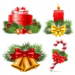 Christmas icon — Stock Vector #57078115