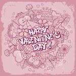 Valentines day — Stock Vector #57834715