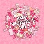 Valentines day — Stock Vector #57834721