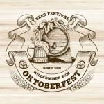 Постер, плакат: Oktoberfest