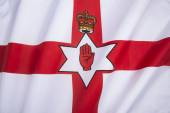 Flag of Northern Ireland - Ulster Banner — Stock Photo