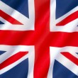 Flag of the United Kingdom — Stock Photo #56982931