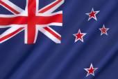 Flag of New Zealand — Stock Photo