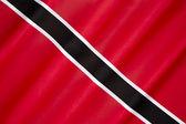 Flag of Trinidad and Tobago — Stock Photo