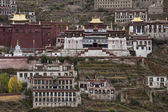 Ganden Monastery in Tibet - China — Photo