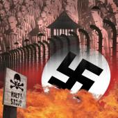 Holocaust - Auschwitz Nazi Concentration Camp - Poland — Stock Photo