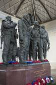 RAF Bomber Command Memorial - London - England — Stock Photo