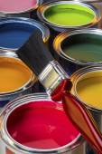 Painting and Decorating — Stock Photo
