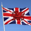 Possible new design for flag of the United Kingdom — Stock Photo #63562219
