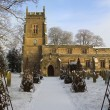 English Parish Church - North Yorkshire - England — Stock Photo #64072375