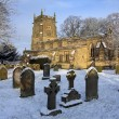English Parish Church - North Yorkshire - England — Stock Photo #64072475