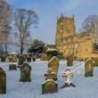 English Parish Church - North Yorkshire - England — Stock Photo #64227087
