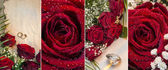 Red Roses - Valantines Day — Stock Photo