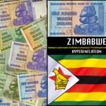 Zimbabwe - Hyperinflation — Stock Photo #68246615