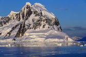 Lemaire Channel - Antarctica — Stock Photo