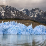 Grey Glacier - Patagonia - Chile — Stock Photo #70391107