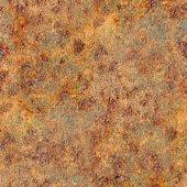 Rusty seamless background — Stock Photo