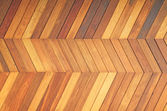 Wooden texture in zigzag pattern — Stock Photo