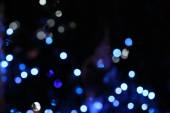 Abstract blurry bokeh background — Stock Photo