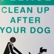Clean up after your pets — Stock Photo #51803045