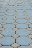 Worm blocks pattern — Stock Photo