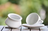 Tazza di caffè insieme — Foto Stock