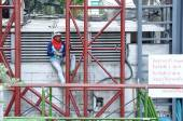 Constructor man — Stock Photo