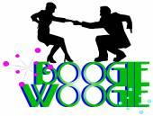 Boogie woogie — Stockfoto