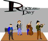 Rockabilly day — Stock Photo