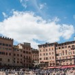 Trip to Siena and Pisa in Italy — Stock Photo #67173049