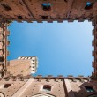 Trip to Siena and Pisa in Italy — Stock Photo #67173217