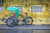 Rickshaw — Zdjęcie stockowe