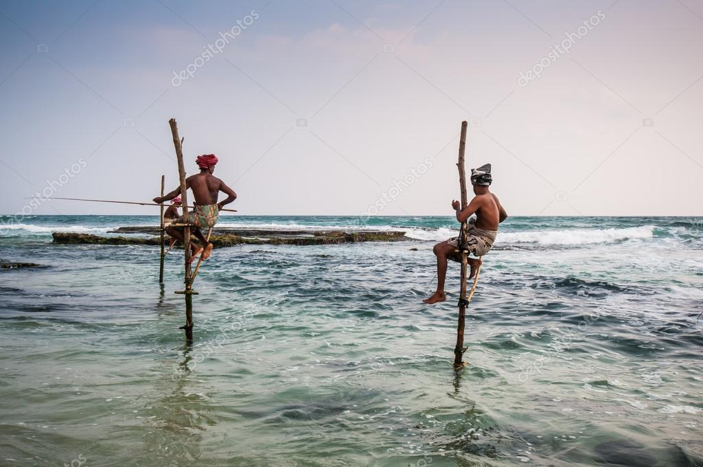 рыбалка на коломбо