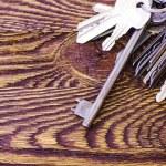 Bunch of keys — Stock Photo #63992849