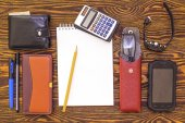Tools for successful business — Stock Photo