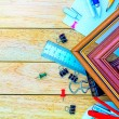 Tools for design artworks — Stock Photo #78227418