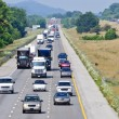 Hot Summer Day On The Interstate — Stock Photo #55298513