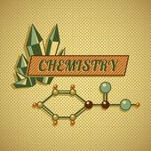 Chemy — Stock Vector