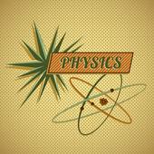Phys — Stock Vector
