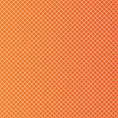 Cell sheet background. Grid rhombus wallpaper. — Stock Vector