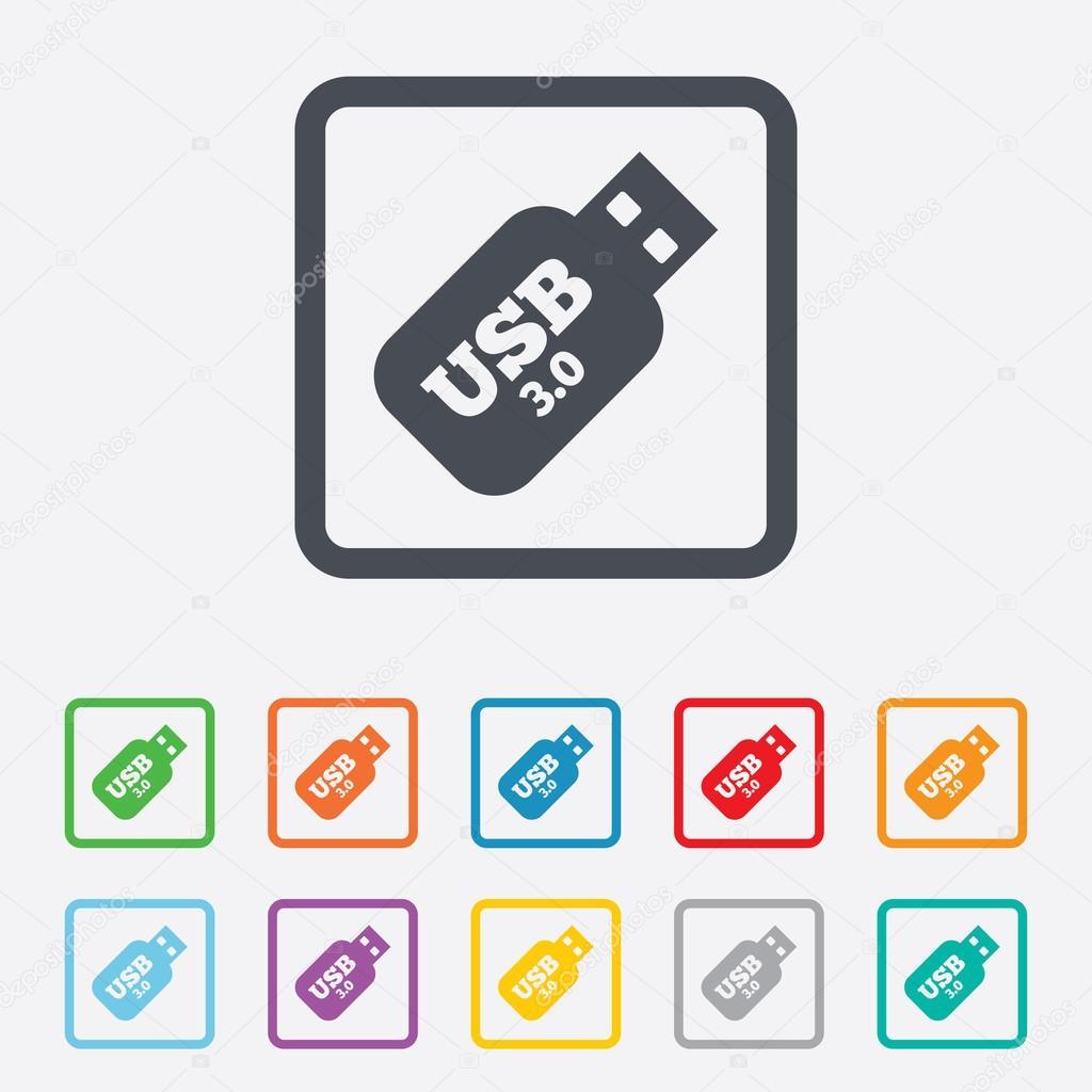 Gallery usb 3 0 logo vector