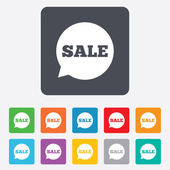 Sale sign icon. Special offer symbol. — Stock vektor