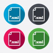 File document icons — Stock Vector