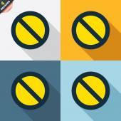 Stopku ikony — Stock vektor