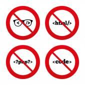 Программист Программист очки. — Cтоковый вектор