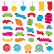 Sale discount icons. — Stock Vector #74841735